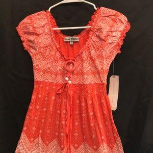 Almost famous boho summer dress